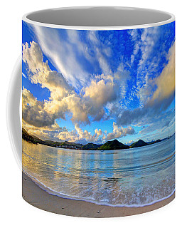 Windward Coffee Mug by Scott Mahon