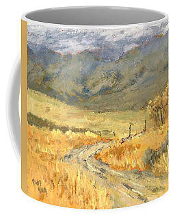 Windy Autumn Coffee Mug