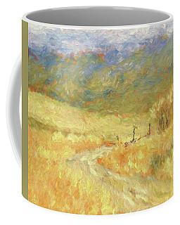 Windy Autumn Dop Coffee Mug
