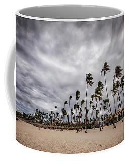 Windy Beach Coffee Mug