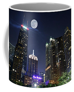 Windy City Coffee Mug by Frozen in Time Fine Art Photography