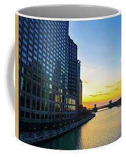 Windy City Sunrise Coffee Mug