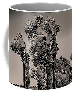 Windy Day At Beach Coffee Mug