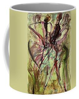 Curves Coffee Mugs