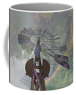 Ghosts From The Past Coffee Mug