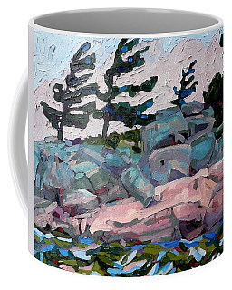 Windy Island Coffee Mug