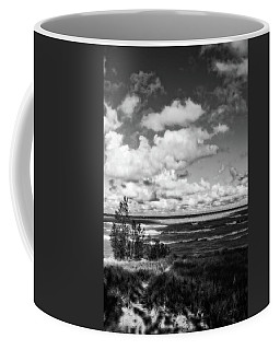 Coffee Mug featuring the photograph Windy Morning On Lake Michigan by Michelle Calkins