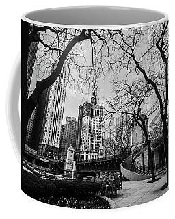 Windy Mornings In The Chi  Coffee Mug