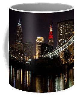 Wine And Gold In Cleveland Coffee Mug by Dale Kincaid