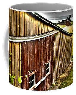 Wine Barn Coffee Mug