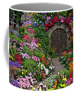 Wine Celler Gates  Coffee Mug