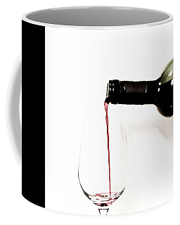 Wine Coffee Mug by Cesar Vieira