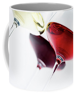 Wine Glass Coffee Mug