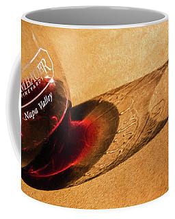 Wine Legs Of Napa Valley Coffee Mug
