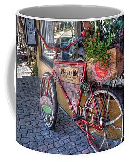 Wine Time Coffee Mug
