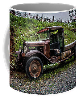 Wine Truck Coffee Mug