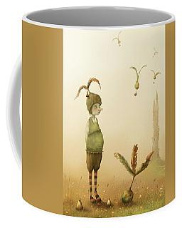 Wing-nut, Morning Bells Coffee Mug