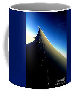 Wing Tip Coffee Mug by Randall Weidner
