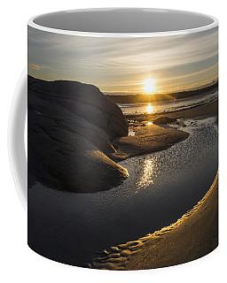 Wingaersheek Beach Sunrise Gloucester Ma Coffee Mug