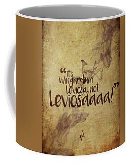 Wingardium Coffee Mug
