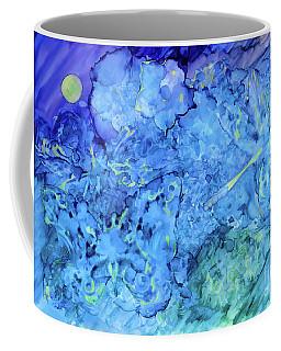 Winged Chaos Under The Moon Coffee Mug