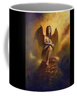 Winged Vamp Coffee Mug