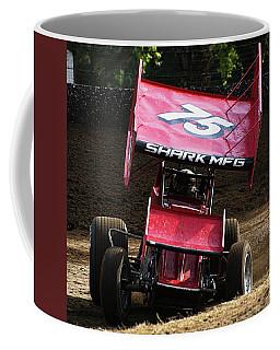 Wingin' It Into The Turn Coffee Mug