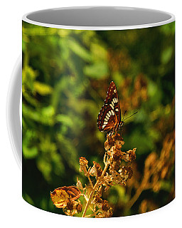 Wingo Butterfly Coffee Mug
