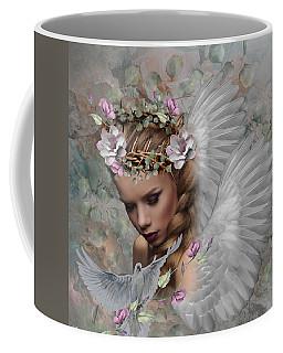 Wings Of A Dove 002 Coffee Mug
