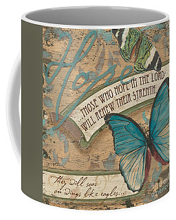 Wings Of Hope Coffee Mug