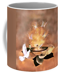 Wings Of Magic Coffee Mug