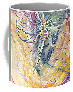 Wings Of Transformation Coffee Mug