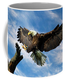 Wings Outstretched Coffee Mug