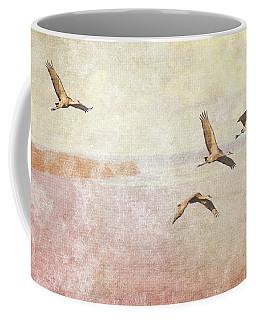 Wings Over New Mexico I Coffee Mug