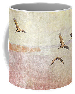 Wings Over New Mexico I Coffee Mug