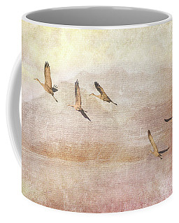 Wings Over New Mexico II Coffee Mug