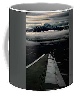 Wings Over Rainier Coffee Mug