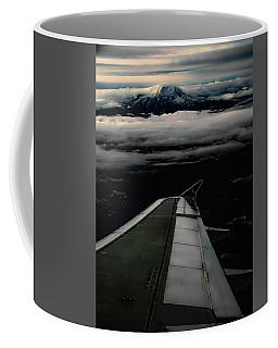Wings Over Rainier Coffee Mug