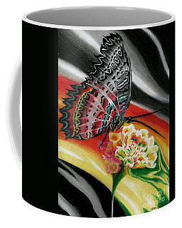 Coffee Mug featuring the painting Transforming Winds     by Peter Piatt