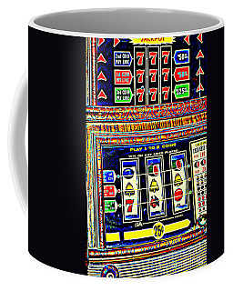 Winner Step Up Coffee Mug