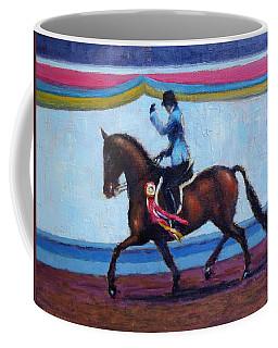 Winning Salute Coffee Mug