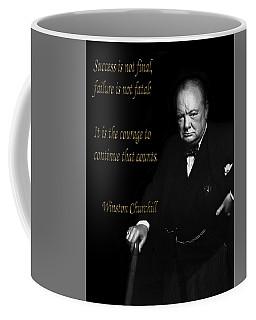 Winston Churchill 1 Coffee Mug