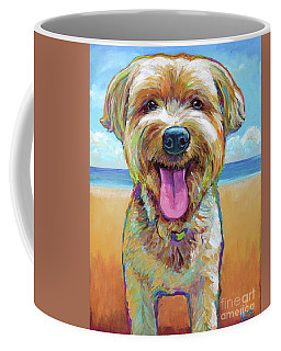 Winston Coffee Mug by Robert Phelps