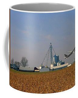 Winter 2017 4 Of 5 Coffee Mug by Tina M Wenger