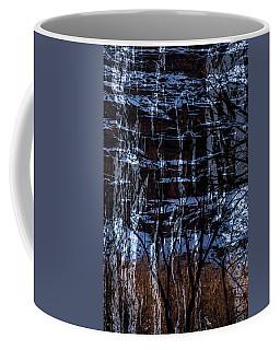 Winter Abstract Coffee Mug