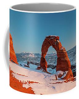 Winter Arch Coffee Mug