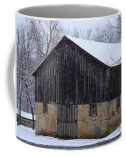 Winter Arrival Coffee Mug