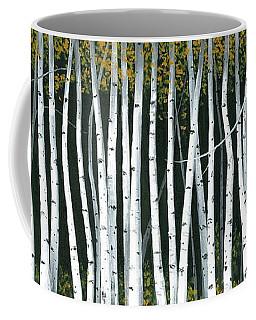 Winter Aspen 3 Coffee Mug