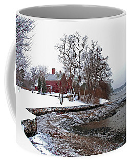 Winter At Perkins House  Coffee Mug