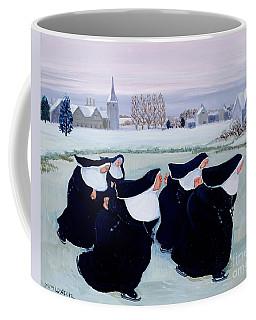 Winter At The Convent Coffee Mug